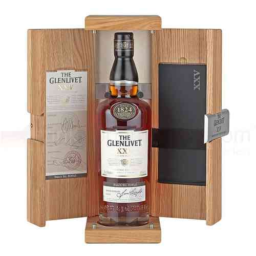 THE GLENLIVET 25 YEARS 750ML