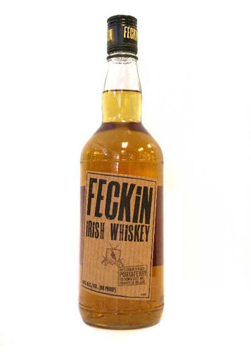 FECKING IRISH WHISKEY 1L