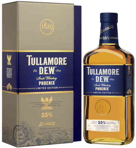 TULLAMORE DEW 1829 PHOENIX LIMITED EDITION 750ML