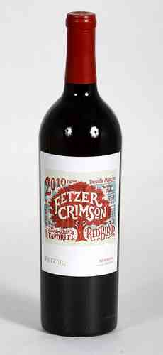 FETZER CRIMSON RED BLEND 750ML