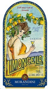 LIMONCELLO MORANDINI 750ML