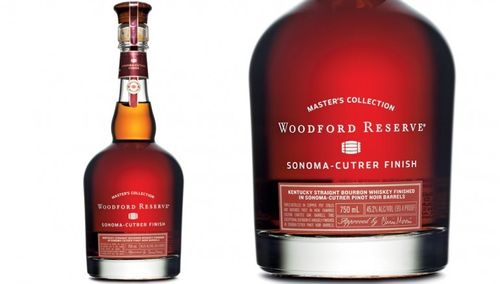 WOODFORD RESERVE MASTERS SONOMA CUTRER 750ML