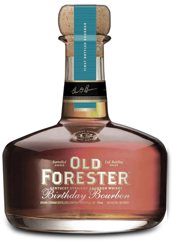 OLD FORESTER 12 YEARS 750ML