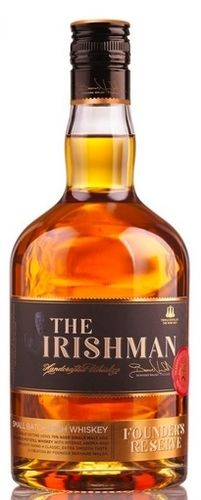 THE IRISHMAN SMALL BATCH 750ML