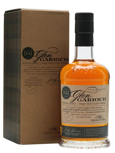 GLEN GARIOCH HIGHLAND 12 YEARS
