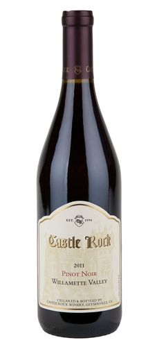 CASTLE ROCK PINOT NOIR 2011