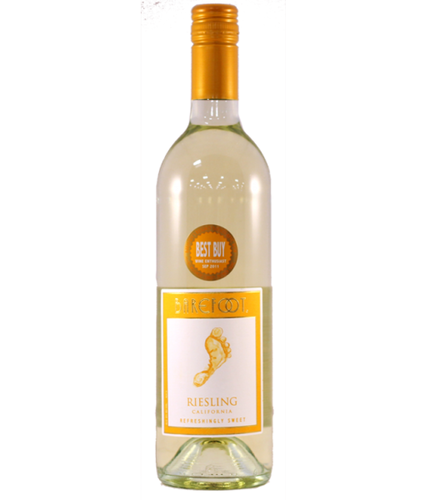BAREFOOT RIESLING 750ML