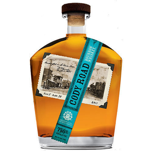 CODY ROAD BOURBON WHISKY 750ML