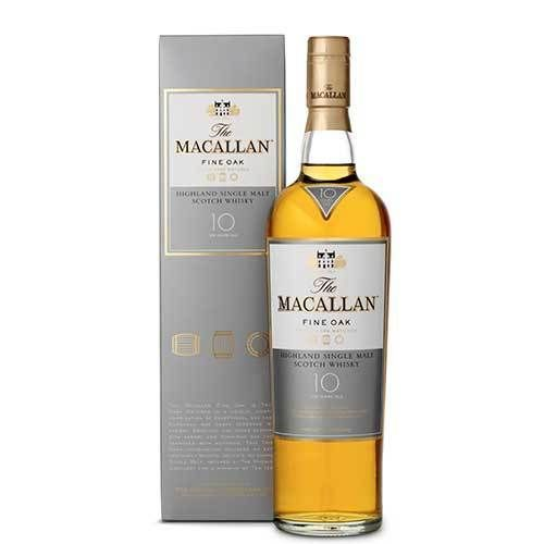 THE MACALLAN FIND OAK 10 YEARS