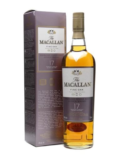 THE MACALLAN FIND OAK 17 YEARS