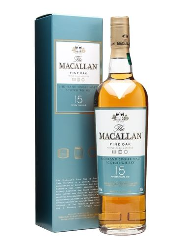 THE MACALLAN FIND OAK 15 YEARS
