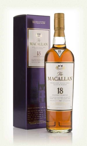 THE MACALLAN 18 YEARS