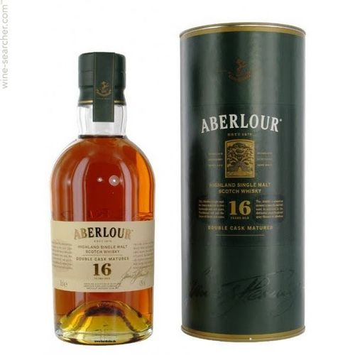 ABERLOUR 16 YEARS HIGHLAND DOUBLE CASK