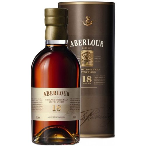 ABERLOUR 18 YEARS HIGHLAND DOUBLE CASK MATURED