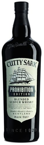 CUTTY SARK PROHIBITION EDITION 750ML