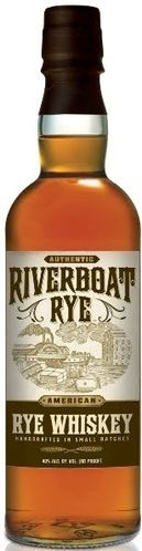 RIVERBOAT RYE WHISKEY 750ML