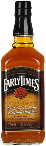 EARLY TIMES 750ML