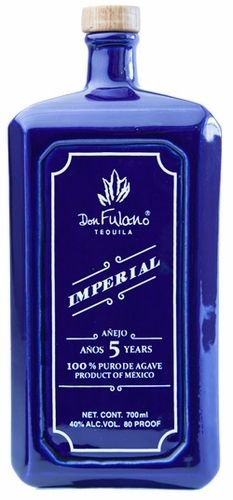 DON FULANO TEQUILA IMPERIAL ANEJO 5 YR