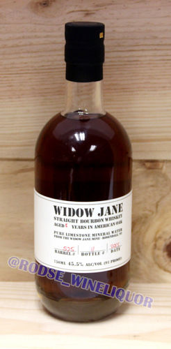 WIDOW JANE 8 YEARS 750ML