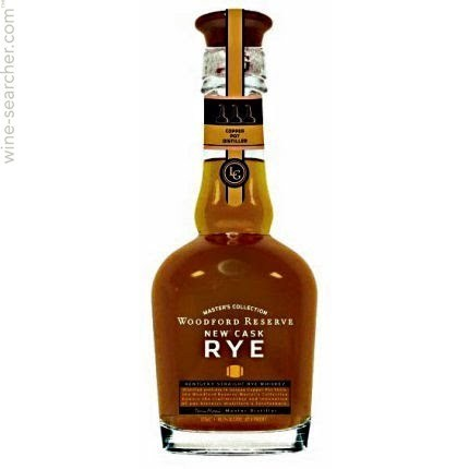 WOODFORD RESERVE NEW CASK RYE 375ML