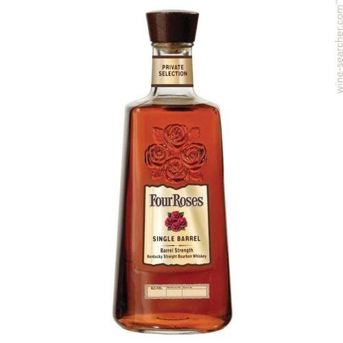 FOUR ROSES SINGLE BARREL BARREL  750ML