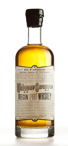 WHIPPER SNAPPER OREGON SPIRIT WHISKEY 750ML