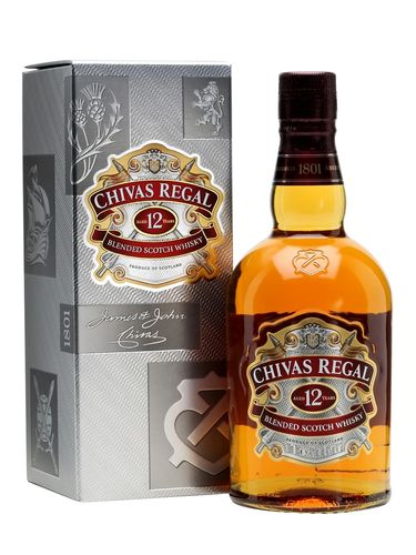 CHIVAS REGAL 12YR 375ML