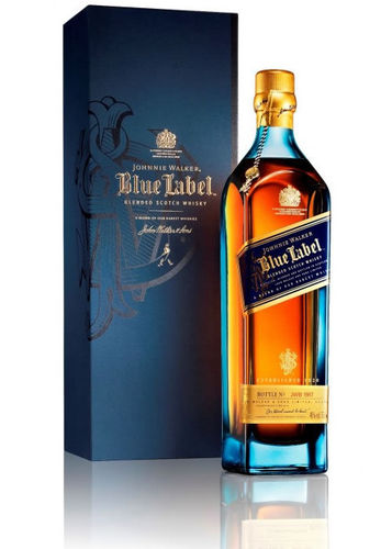 JOHNNIE WALKER BLUE LABEL 1.75ML