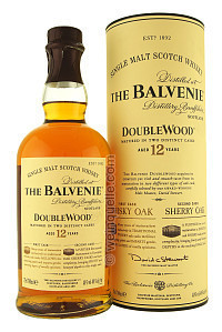 THE  BALVENIE 12YR 750ML