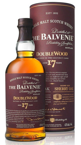 THE BALVENIE 17YR 750ML