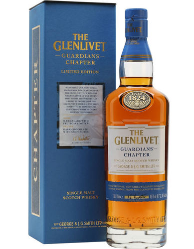 THE GLENLIVET GUARDIANS CHAPTER 750ML
