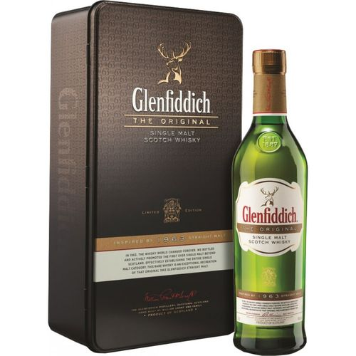 GLENFIDDICH THE ORIGINAL LIMITED EDITION