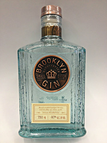 BROOKLYN GIN 750ML