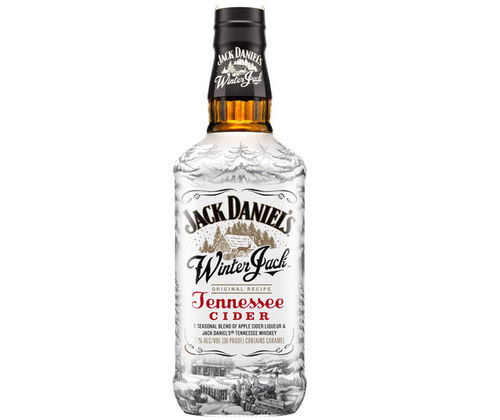 JACK DANIEL WINTER JACK TENNESSEE CIDER 750ML