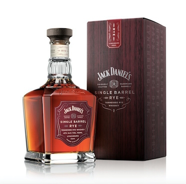 JACK DANIEL SINGLE BARREL RYE 750ML