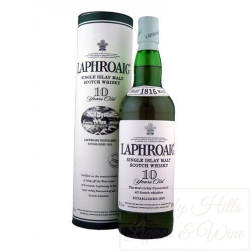 LAPHROAIG 10YEARS SINGLE MALT