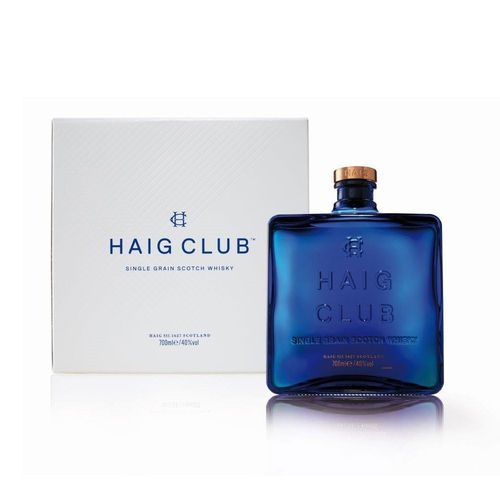 HAIG CLUB SINGLE SCOTCH WHISKY