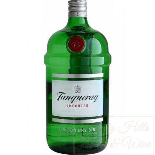 TANGUERAY DRY GIN 1.75L