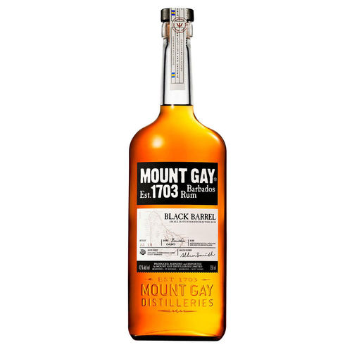 MOUNT GAY 1703 BLACK BARREL 750ML