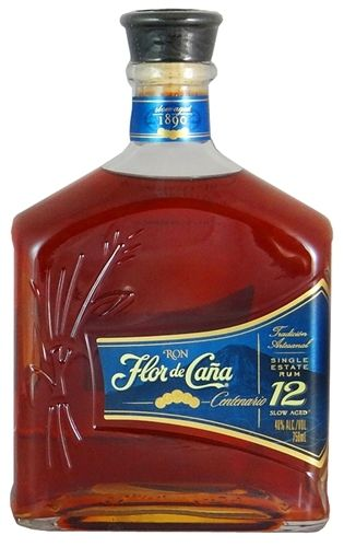 FLOR DE CANA 12 YEARS 750ML