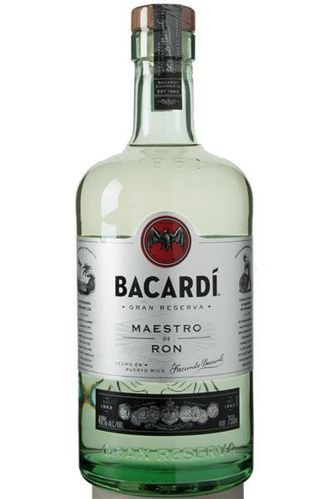 BACARDI MAESTRO RON 750ML