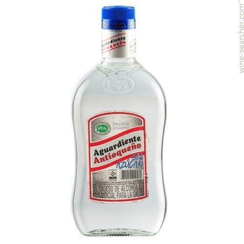 AQUARDIENTE ANTIOQUENO SIN AZUCAR 750ML