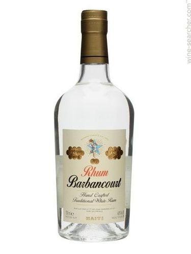 BARBANCOURT WHITE RUB 750ML