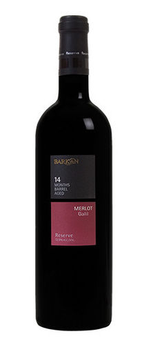 BARKAN MERLOT 14 MONTH BARREL