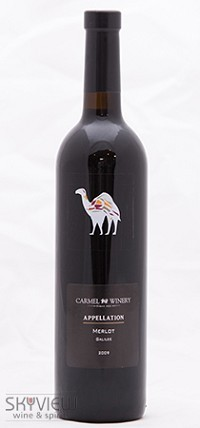 CARMEL APPELLATION MERLOT 2009