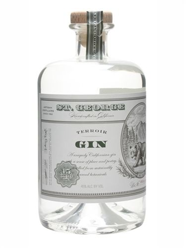 ST. GEORGE TERROIR GIN 200ML