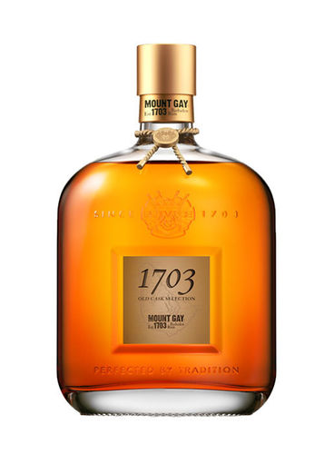 MOUNT GAY 1703 OLD CASK SELECTIONS RUM 750ML
