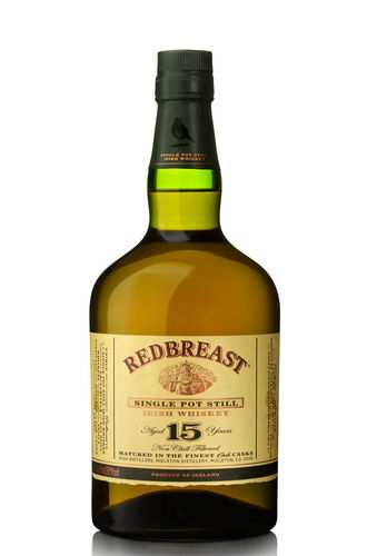 REDBREAST 15 YEARS 750ML
