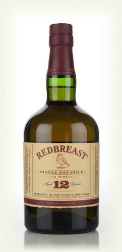 REDBREAST 12 YEARS 750ML