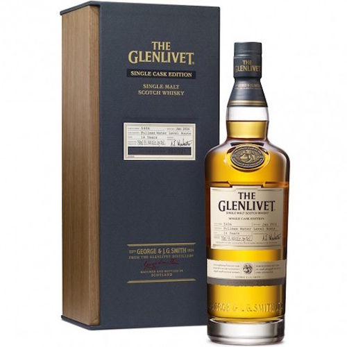 THE GLENLIVET PULLMAN 20TH CENTURY 14 YEARS